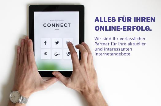 Unser Angebot für Ihren Online-Erfolg. Wir sind Ihr verlässlicher Partner für Ihre aktuellen und interessanten Internetangebote.